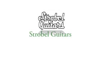 Buy a Travel Electric Guitar - Strobel Guitars -strobelguitars.com