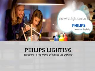 Philips Hue by Philips Lighting