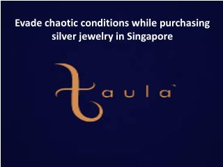 Choose the latest designs of Gemstone jewellery Singapore: