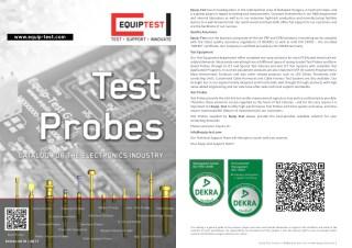 Test Probes | Equip-test.com