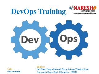 Best DevOps Training Institute