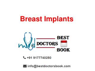 Breast Implants in Hyderabad | Breast Augmentation in Hyderabad