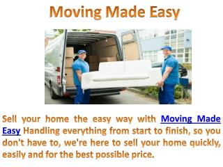 Moving Made Easy