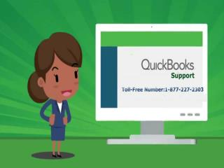 Quickbooks an exceptional accounting software - get support dial 1-877-227-2303