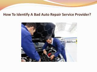 How To Make Your Auto Repair Service In Lake Oswego Affordable