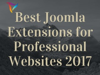 Joomla classifieds script and Extensions 2017
