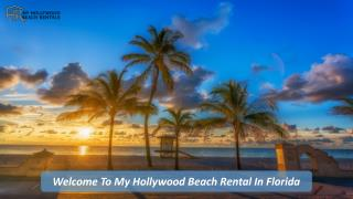 Hollywood Beach Aapartment Rental | Hollywood Florida Rental Homes