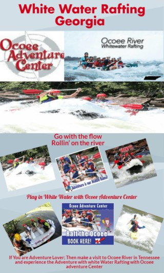 Ocoee River: The Adventurous River