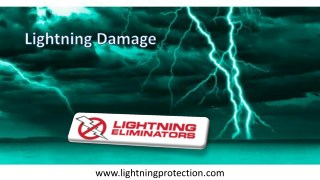 Lightning damage