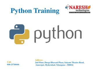 Python Training Best Python Training Institute In Hyderabad