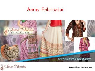 Cotton Salwar Suit Comfortable for all Seasons