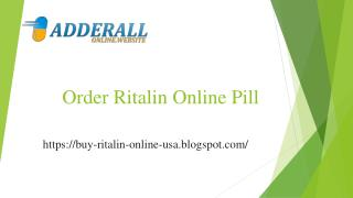 Order Ritalin online Overnight legally at AdderallOnline in all USA