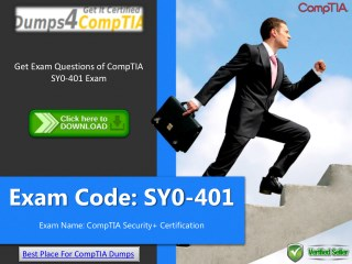 SY0-401 Dumps on Dumps4comptia.com