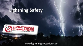 Industrial Lightning Protection And Safety