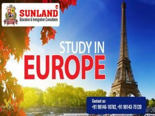Sunland Education & Immigration Consultants | Best Visa Consultants in Chandigarh, Punjab, Jalandhar