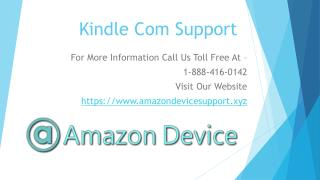 kindle com support help