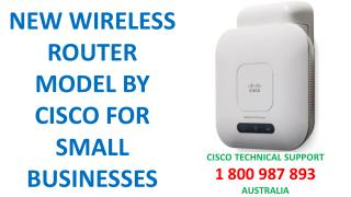 Cisco Router Tech Support 1 800 987 893 Australia