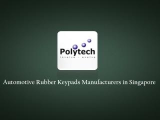 Silicone Rubber Product Manufacturer