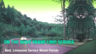 Suv Limo Rental Miami By On The move Miami