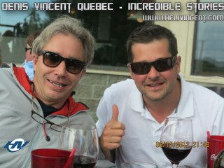 Denis Vincent Quebec - Incredible stories