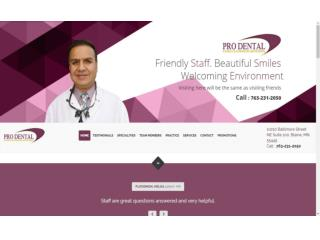Dentist Blaine MN | Periodontic Dentistry - Pro Dental