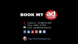 Book Real Estate & Property Advertisement in Newspaper - Book My Ad