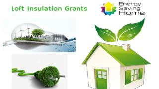 Loft Insulation Grants-Energy Saving Home