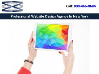 Professional Website Design Agency In New York