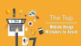 Website Design Mistakes | Website Mistakes