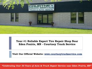Your Best Choice for Tire Repair Near Eden Prairie, MN: Expert Tire Shop
