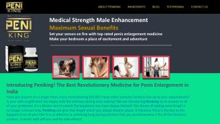 Set your senses on fire with top rated penis enlargement medicine Make your bedroom a place of excitement and adventure