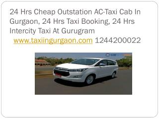 Taxi For Agra From Gurgaon Cab For Agra  911244200022