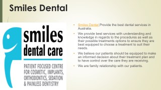 Dentist Deception bay
