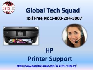 HP Printer Support online Setup Number 1-800-294-5907