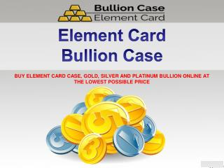 eBay Valcambi Element Card