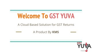 GstYuva | Best GST Software | GST BILLING Software | GST FILLING Software