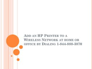 HP Printer Customer Support Canada