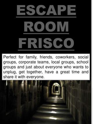 Escape Room Southlake