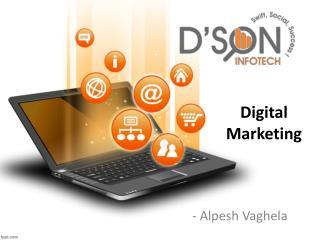 Web development, SEO, SMO, Digital Marketing - Dson infotech