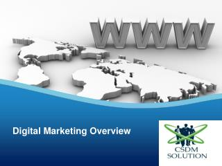 Digital Marketing Company Chandigarh | CSDM Solution