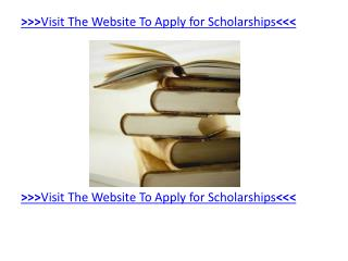 How Do You Find Free Scholarship 12