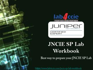 JNCIE SP Lab Dumps