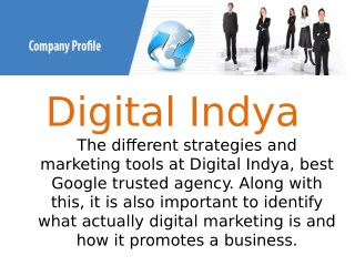 Best Digital marketing Agency in Dehradun