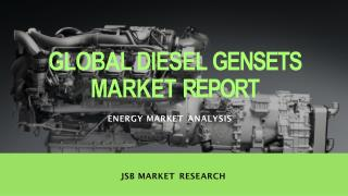 Global Diesel Gensets Market Report | Energy Market Research.
