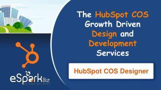 HubSpot COS Growth Driven Design and Development - HubSpot COS Developer