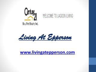 Living At Epperson - livingatepperson.com