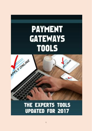 Top Payment Gateway Tools