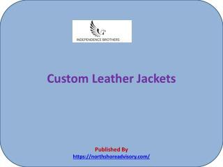 Custom Leather Jackets