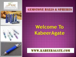 Gemstone Balls and Spheres |Benefits of Crystal Balls and Spheres