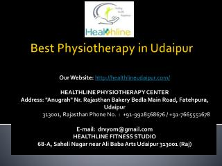 Best Personal Training Gym in Udaipur